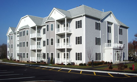 Multi-family modular construction by KBS Builders